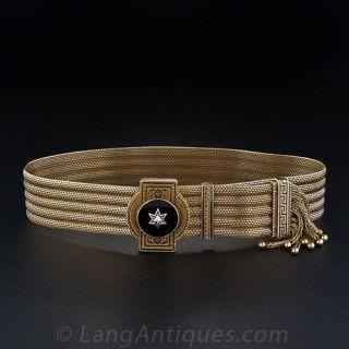 Victorian Tassel Bracelet