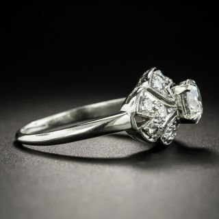 Vintage .70 Carat Diamond Engagement Ring, Circa 1930s
