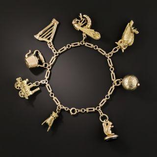 Vintage 8 Charm Bracelet - 2