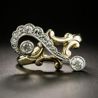 Vintage ? Diamond Ring - 2