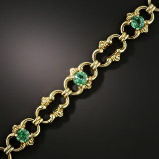 Vintage Tourmaline Bracelet - 2