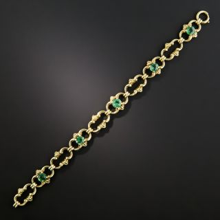 Vintage Tourmaline Bracelet