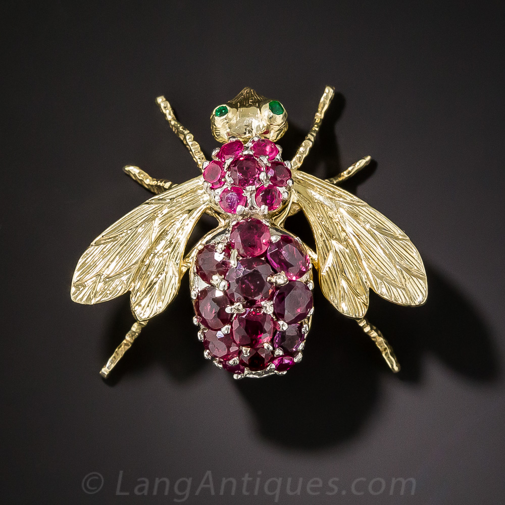 Antique & Vintage Pins And Brooches