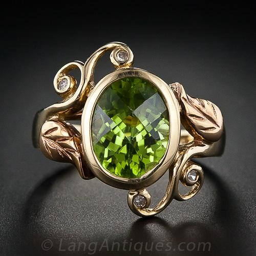 Vintage Diamond Jewelry