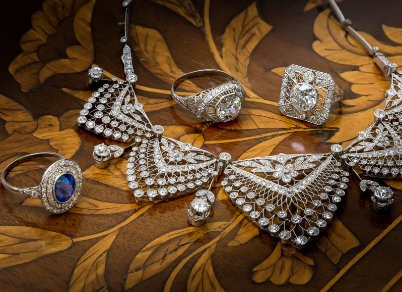About Edwardian Jewelry