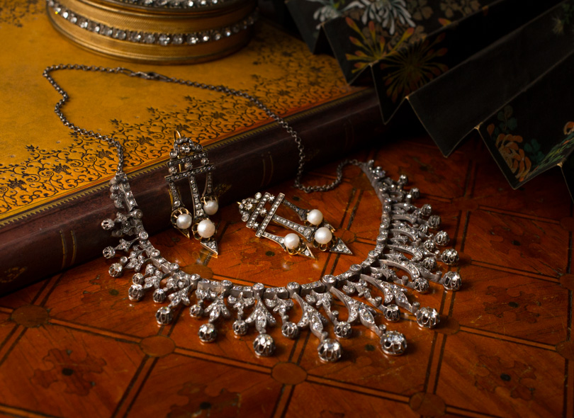 About Victorian Jewelry<