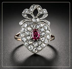 Valentine jewelry