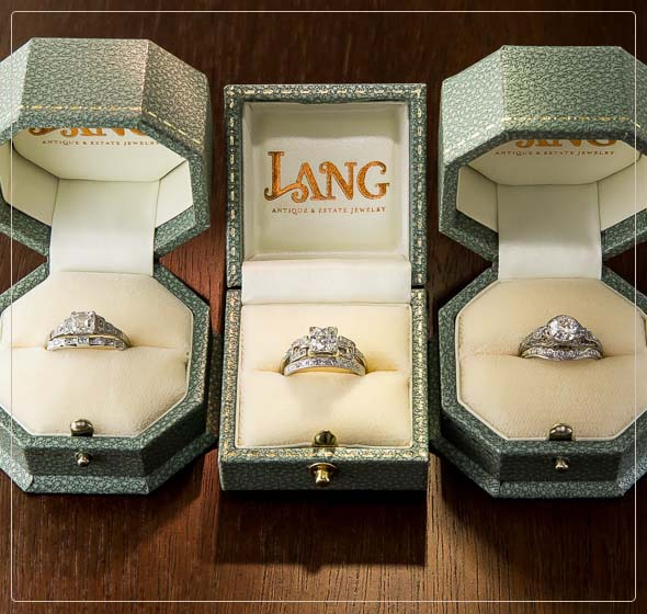 shop for antique and vintage wedding bands