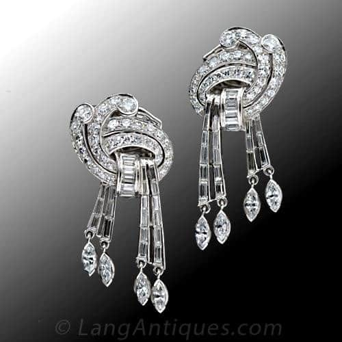 Fifties Diamond Ear Drops.jpg