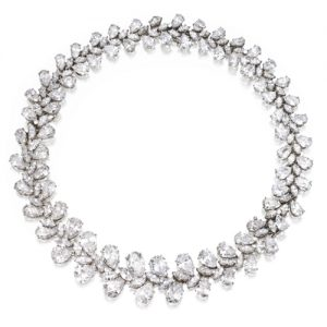 Harry Winston Diamond Choker