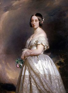 The Young Queen Victoria c.1842.