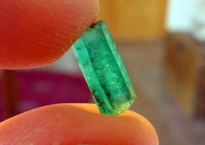 Gem Quality Crystal.