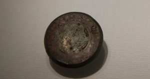 Ancient DIsc Brooch