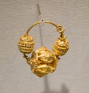 Ancient Earring.