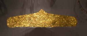 Ancient Gold Diadem.