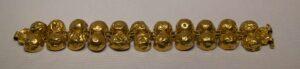 Ancient Gold Bracelet.