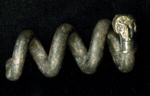 Greek Hair Ornament, ~500 BC, Cyprus