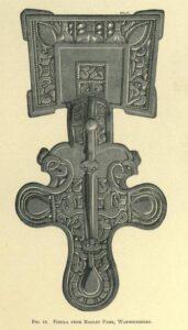 Anglo Saxon Fibula.