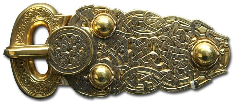 Anglo Saxon Buckle.