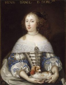 Princess Anne Henriette of England, Duchess of Orléans.