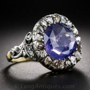 Color Change Sapphire.