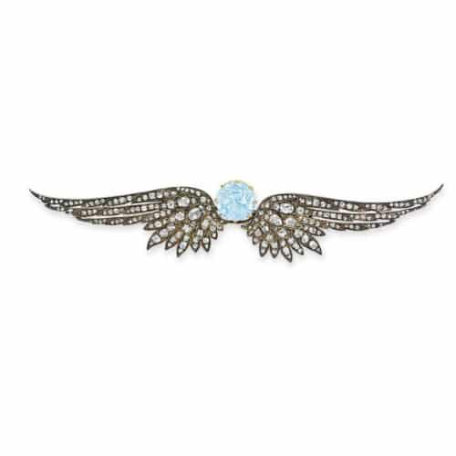 Aquamarine Diamond Brooch c 1890-CH.jpg