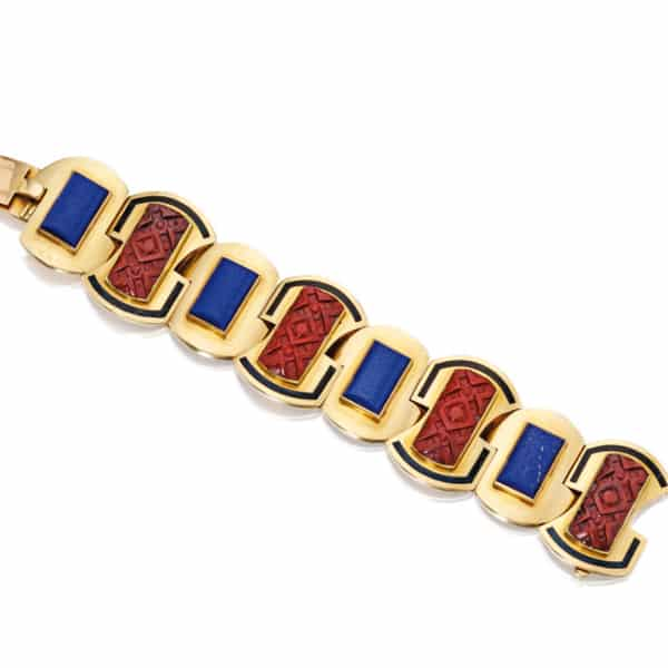 Art DecoJasper and Lapis Bracelet.jpg