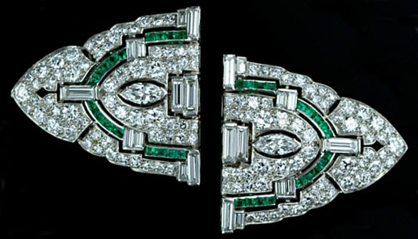 Art Deco Diamond Emerald Clip Brooch.jpg