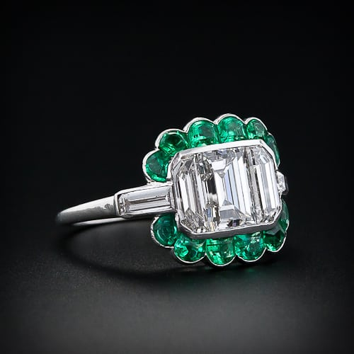 Art Deco Diamond Emerald Ring fk 1805.jpg