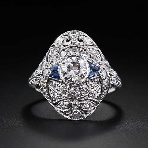 Art Deco Diamond Ring la 3847.jpg