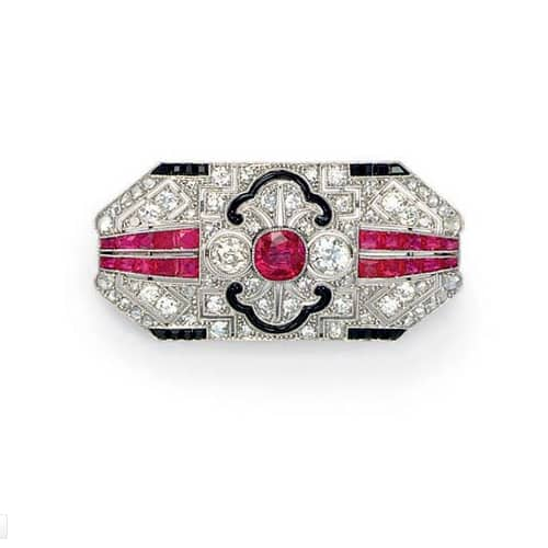 Art Deco Diamond Ruby Brooch.jpg