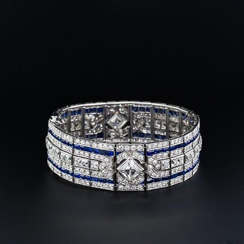 art deco era jewelry aju