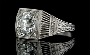 Art Deco Engraved Diamond Ring.jpg