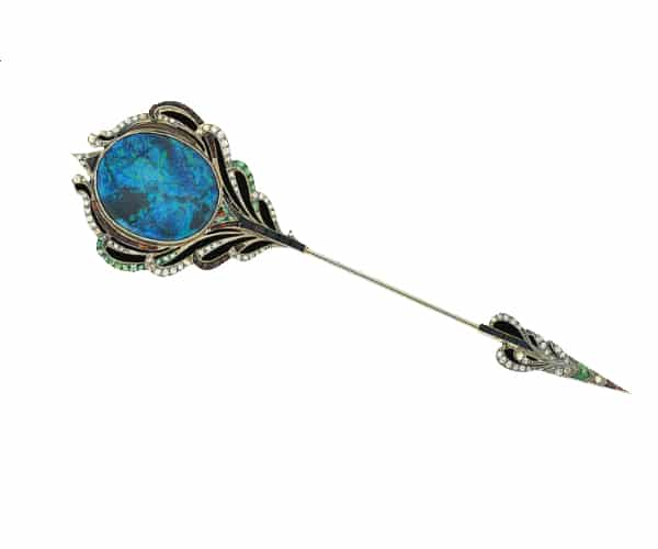 Art Deco French Jabot Pin.jpg