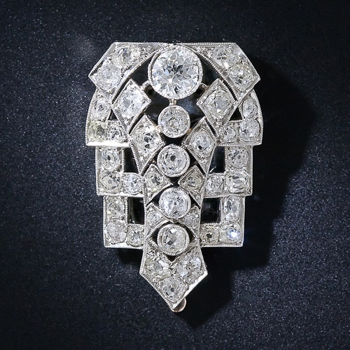 Art Deco Geometric Diamond Clip Brooch.jpg