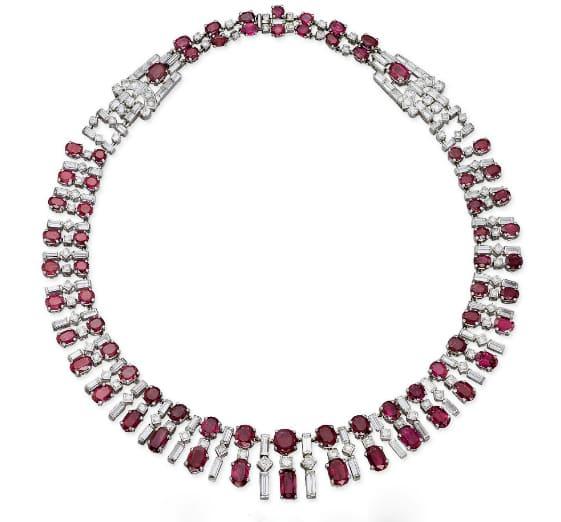 Necklaces Antique Jewelry University