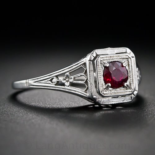 Art Deco Ruby Platinum Ring.jpg