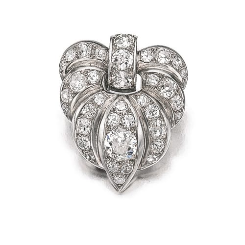 Belperron Diamond Platinum Brooch.jpg