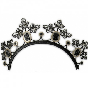 Berlin Iron Tiara c.1810.