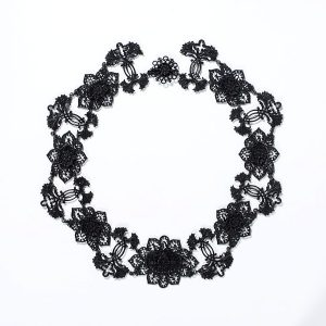 Berlin Ironwork Necklace c.1820.