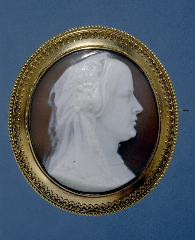 Portrait of Mrs. G. Steward. © Trustees of the British Museum
