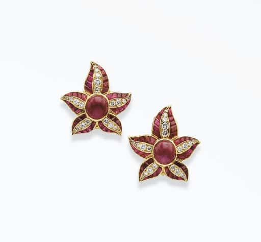 Boivin Ruby Flower Earrings.jpg