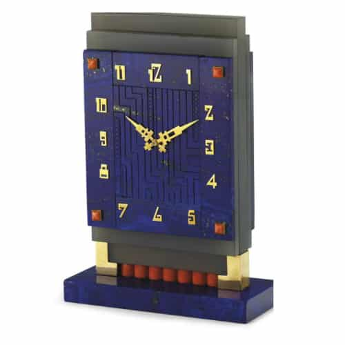 Boucheron Art Deco Lapis Desk Clock.jpg