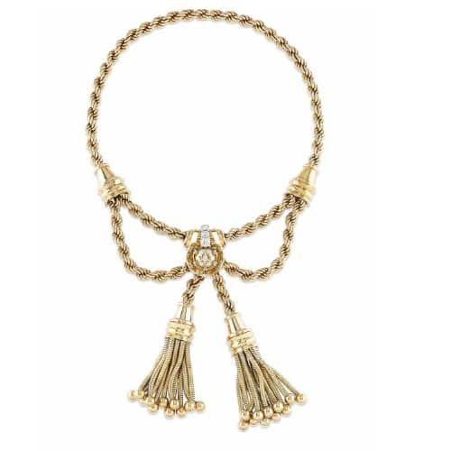 Boucheron Retro Gold Tassel Necklace.jpg