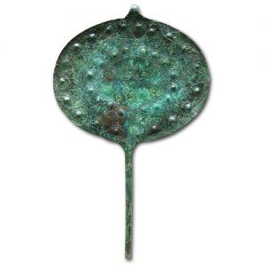 Bronze Clothing Pin, Northern Europe. ©