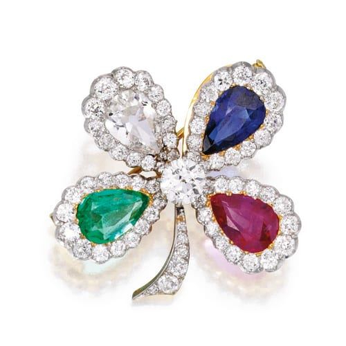 Cartier Multi Gem Four-Leaf Clover Broovh.jpg
