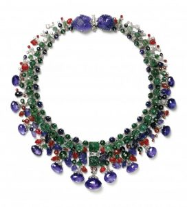 Daisy Fellowes Tutti Frutti Necklace. Photo Courtesy of the Cartier Collection.