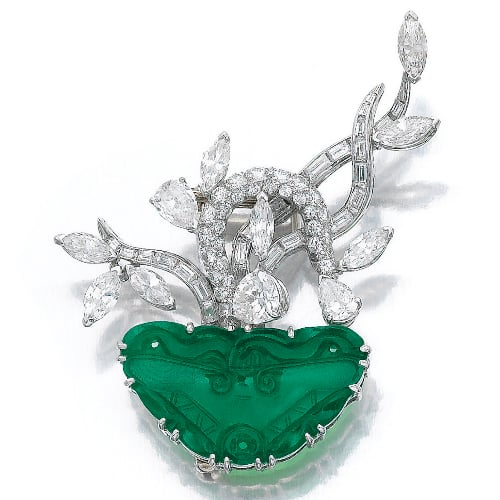 Carved Jadeite Diamond Brooch.jpg