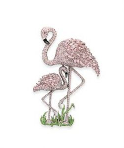 Carvin French Flamingos