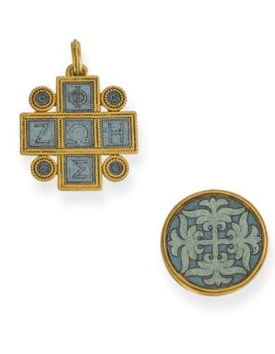Castellani_brooch_and_pendant